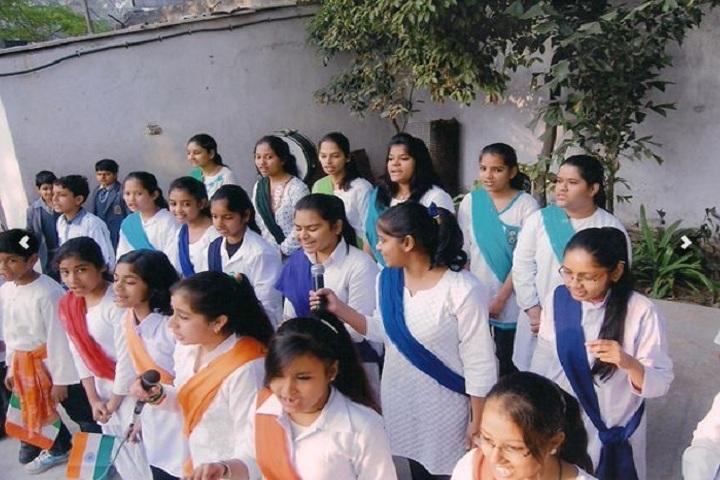 South Delhi Public School-Singing