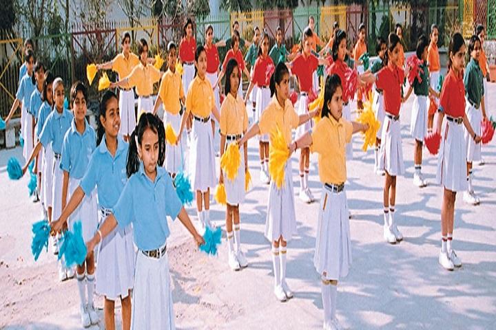 South Delhi Public School-Sports