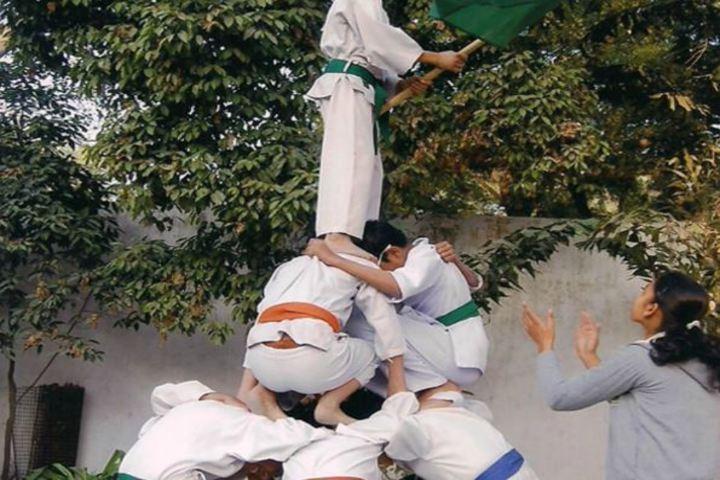 South Delhi Public School-Activity
