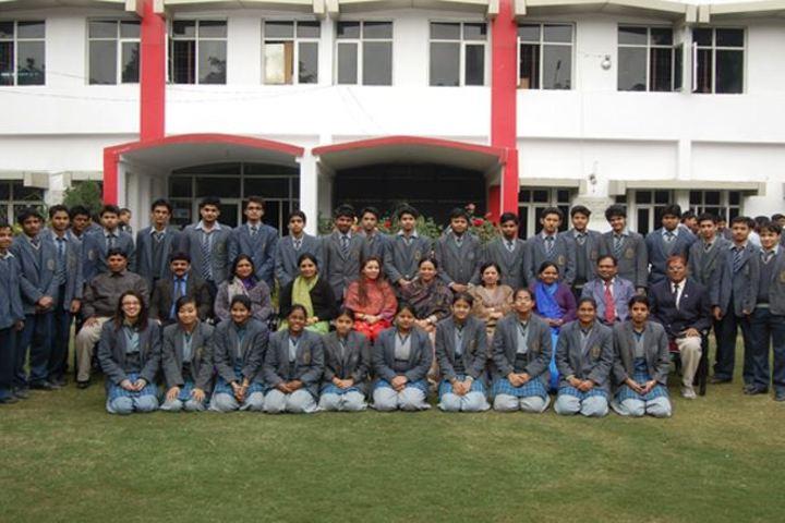 South Delhi Public School-Batch