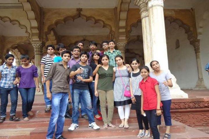 South Delhi Public School-Tour