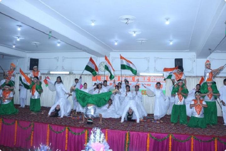 Sri Guru Nanak Public School-Dance Performance