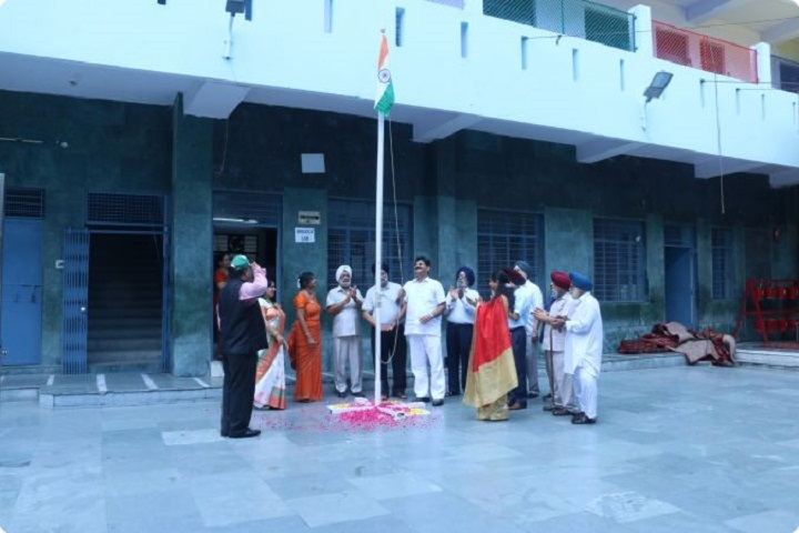 Sri Guru Nanak Public School-Independence Day Celebrations