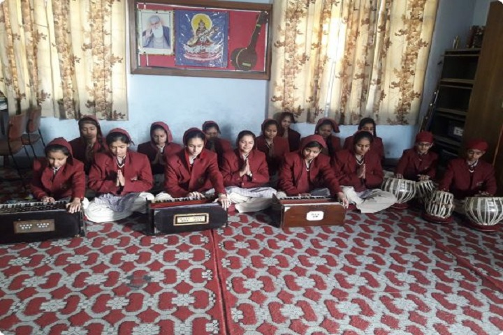 Sri Guru Nanak Public School-Music Room