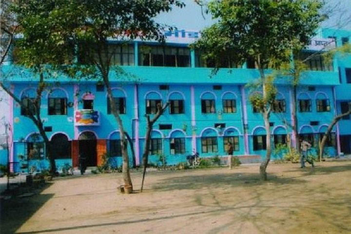 Shri Vishwakarma Model School-Campus Building
