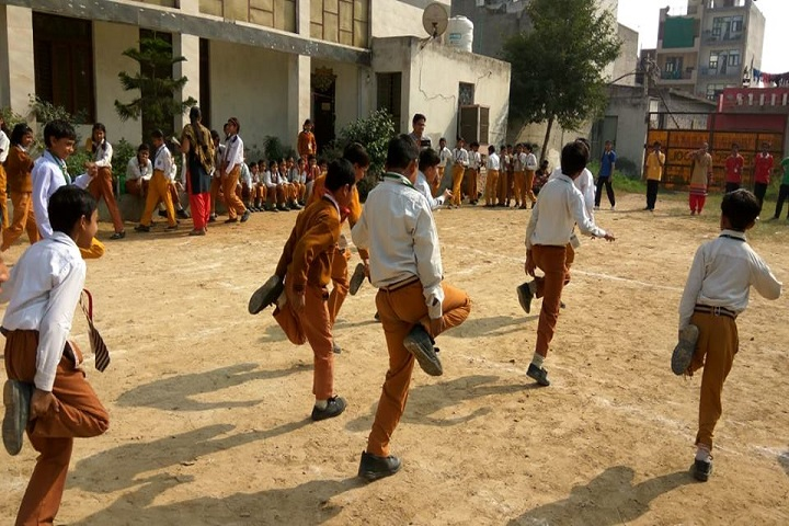 Shri Vishwakarma Model School-Games