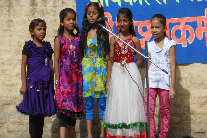 Shri Vishwakarma Model School-Singing