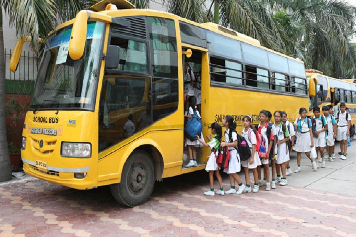 St Angels School-Transportation