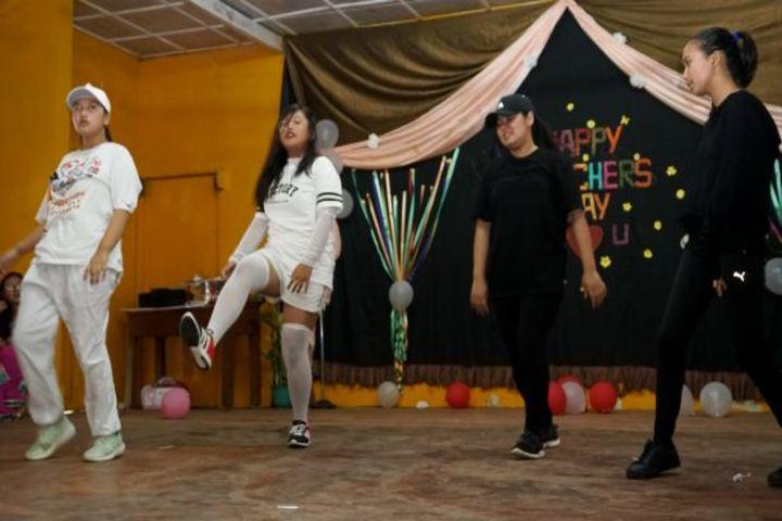 Donyi Polo Vidya Bhawan-Dances3