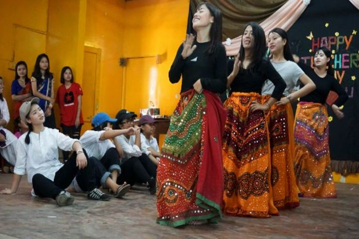 Donyi Polo Vidya Bhawan-Dances4