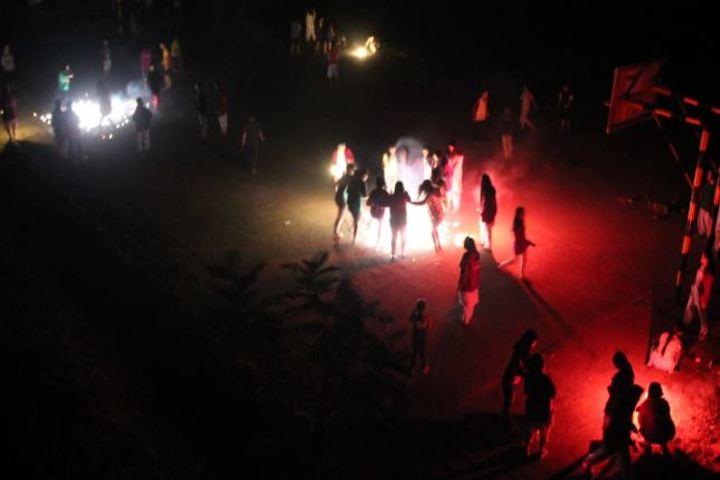 Donyi Polo Vidya Bhawan-Diwali