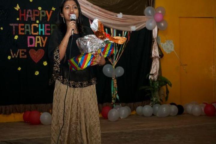 Donyi Polo Vidya Bhawan-Teachers Day