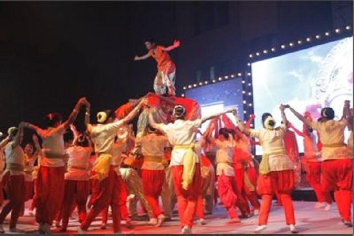 Saint Giri Senior Secondary School-Annual Day Celebrations