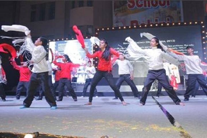 Saint Giri Senior Secondary School-Annual Day Dance