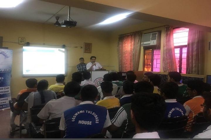 Saint Giri Senior Secondary School-Projector Room