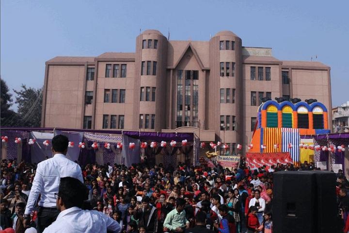 Saint Giri Senior Secondary School-Christmas  Celebrations