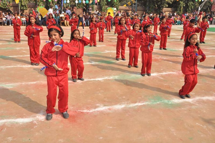 St Giri Public School-Annual Day