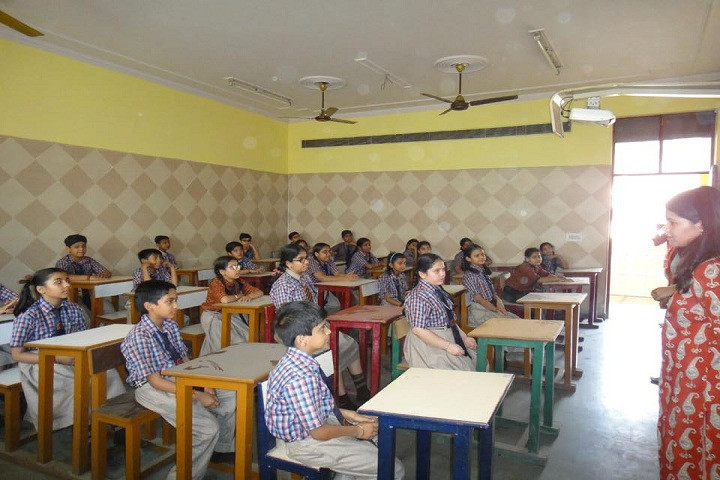 St Lawrence Convent-Classroom