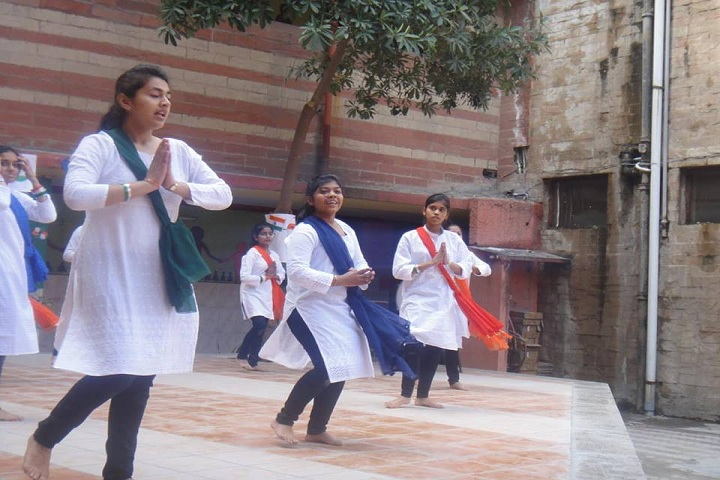 St Lawrence Convent-Dance-Performance