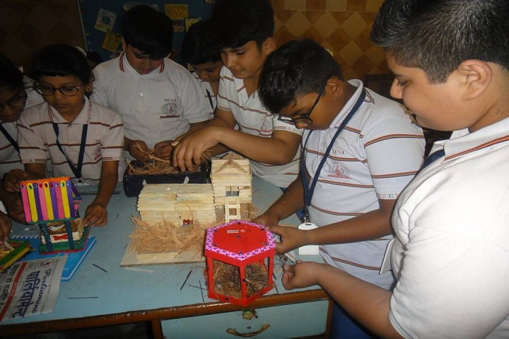 St Lawrence Convent-Science-Fair