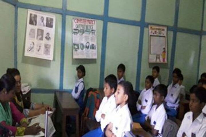 Donyi Polo Vidya Niketan-Classroom