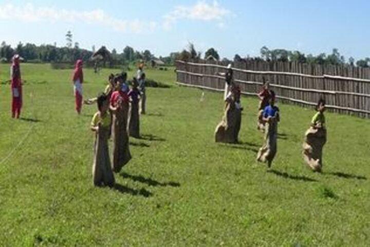 Donyi Polo Vidya Niketan-Games