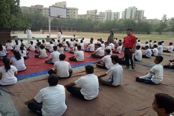 St Marys School-Yoga
