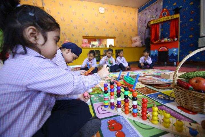 St Froebel School-Games