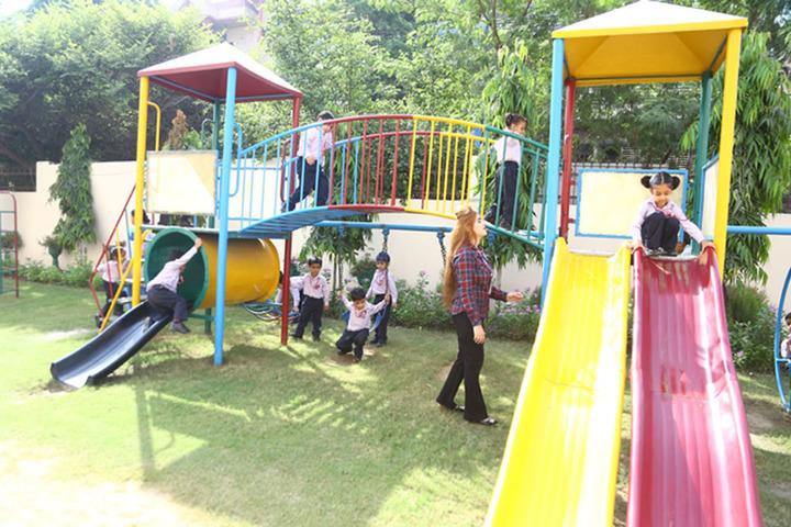St Froebel School-Kids Paly Area
