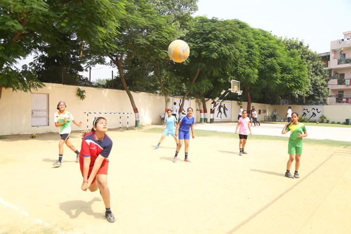 St Froebel School-Sports