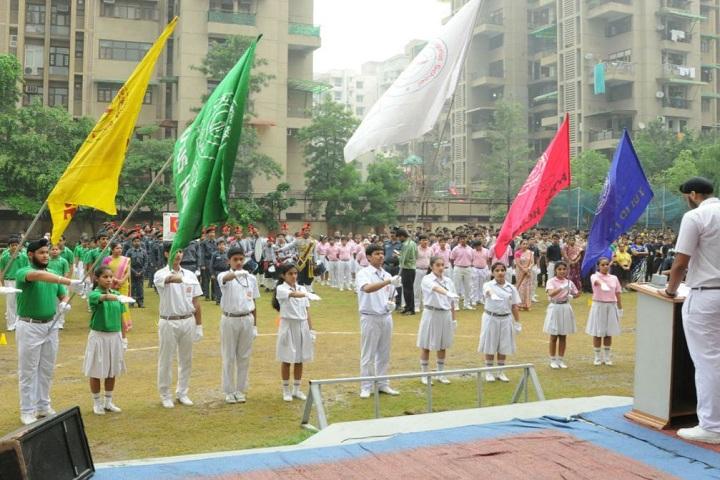 St Gregorios School-Ground