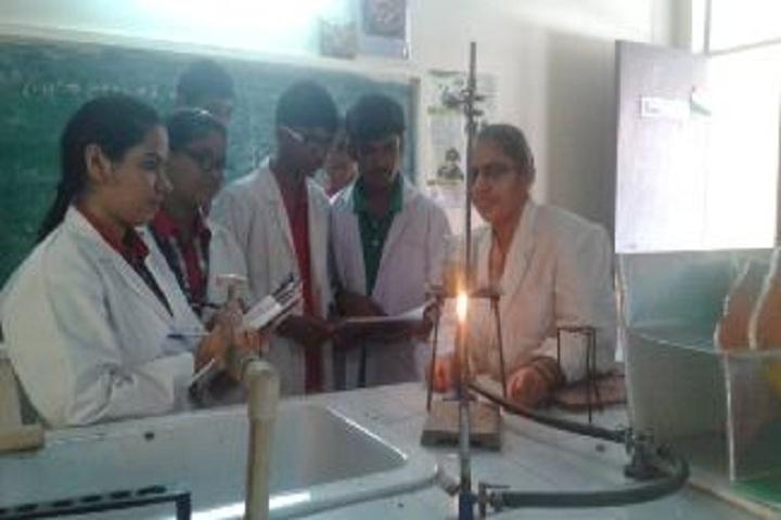 St MatthewS Public School-Chemistry Lab