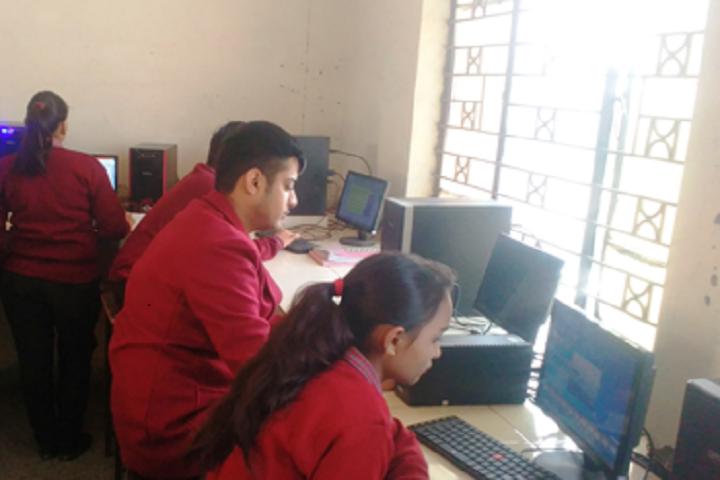 St MatthewS Public School-Computer Lab