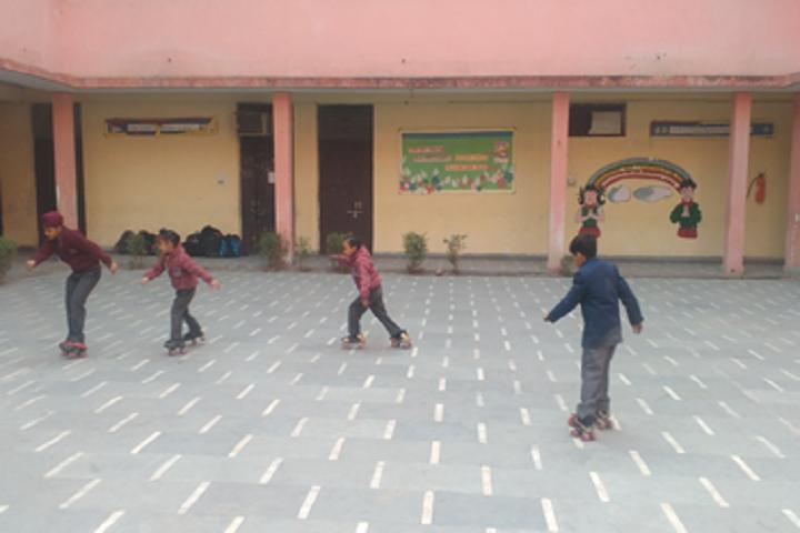 St MatthewS Public School-Games