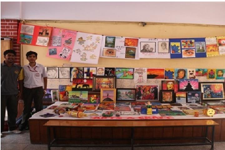 St XavierS School-Science Exhibition