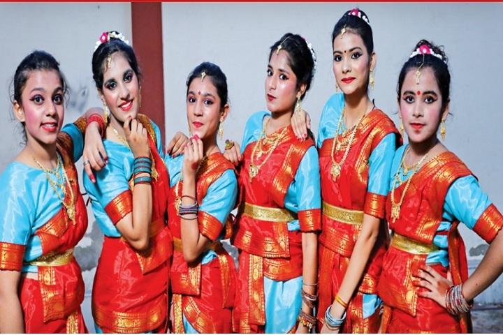St Colombo Public School-Cultural Event