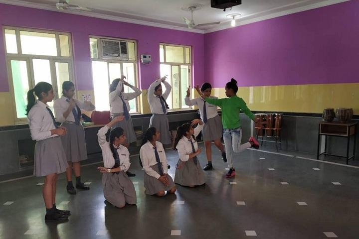St Colombo Public School-DanceRoom