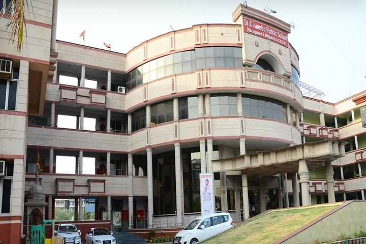 St Colombo Public School-School Building
