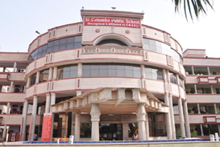 St Colombo Public School-School View