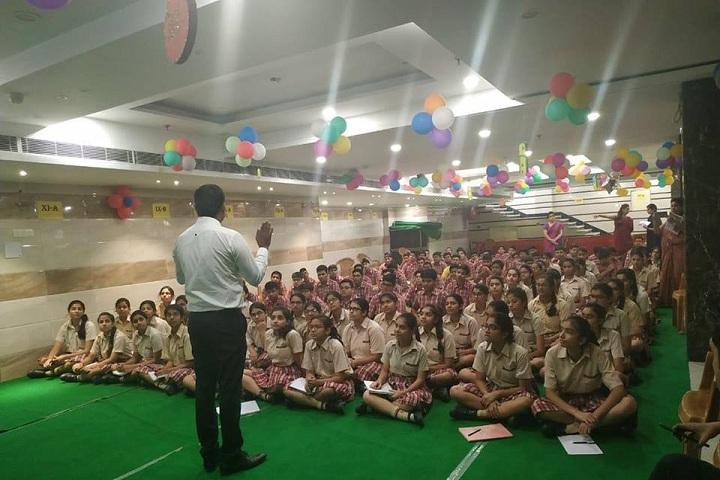 St Colombo Public School-Workshop