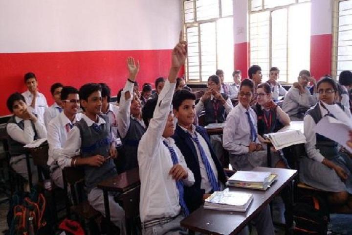 St Colombo Public School-Classroom