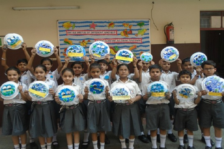 St Prayag Public School-Activities
