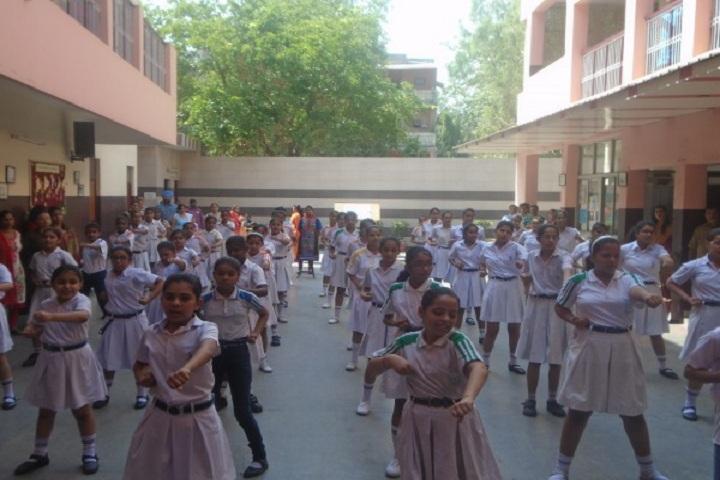 St Prayag Public School-Self Defence Program