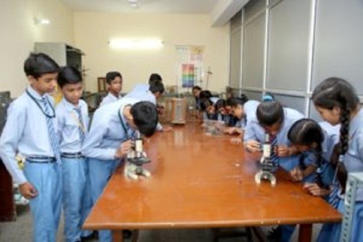 Sulabh Public School-Labs