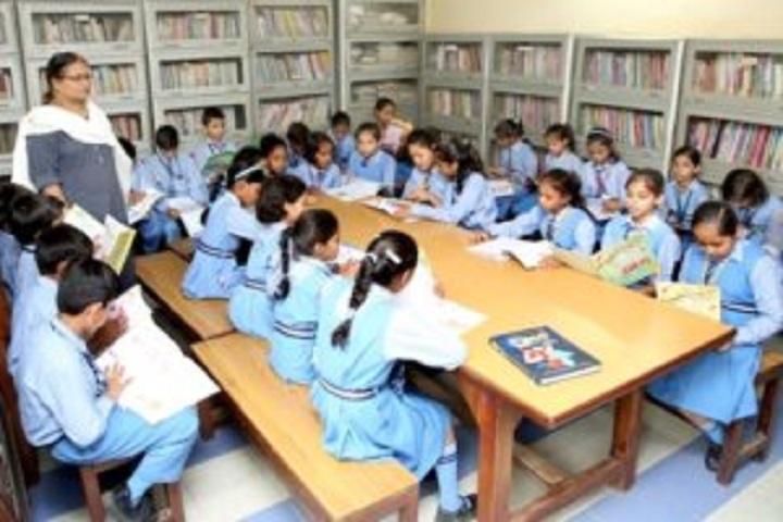 Sulabh Public School-Library