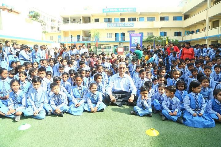 Sulabh Public School-Guest in Campus