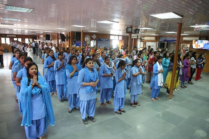 Sulabh Public School-Prayer Hall