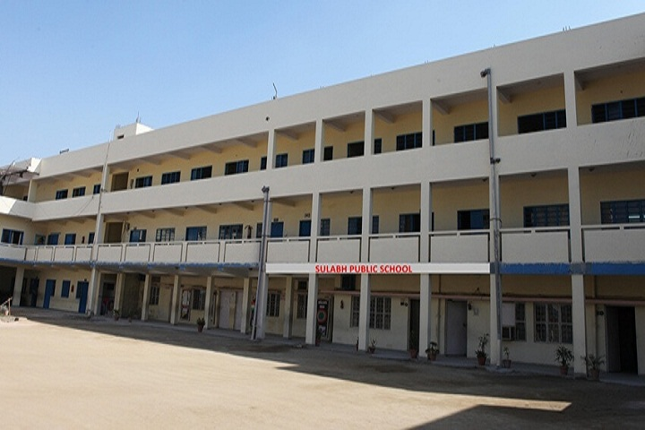 Sulabh Public School-Campus View