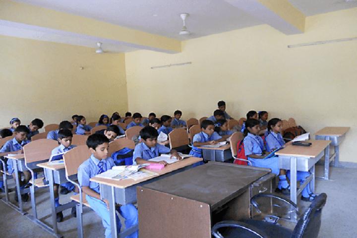 Sulabh Public School-Classroom
