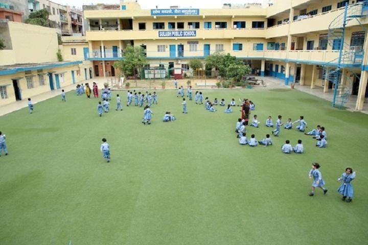Sulabh Public School-Playground